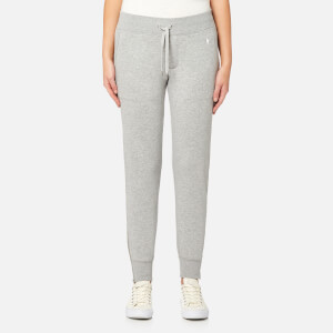 Polo Ralph Lauren Women's Sweatpants with Ankle Zip - Grey