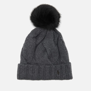 Polo Ralph Lauren Women's Rope Hat - Grey