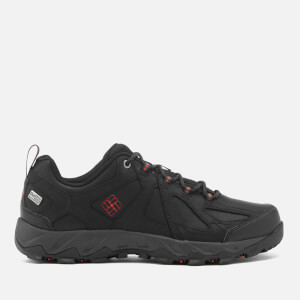Columbia Men's Peakfreak Xcrsn 2 Low Leather OutDry Trainers - Black/Supersonic