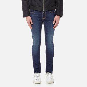Vivienne Westwood Anglomania Men's Classic Tapered Jeans - Blue Denim