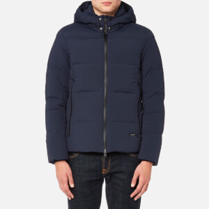 Woolrich Men's Comfort Jacket - Classic Navy