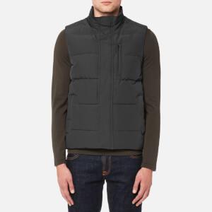 Woolrich Men's Auletian Vest - Phantom