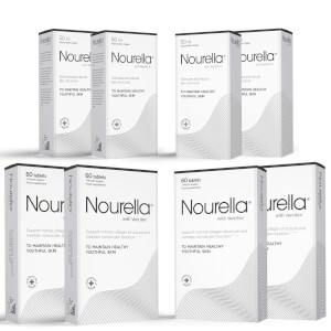 Nourella 4 Month Bundle (4 x Tablets 60's and 4 x Cream 50ml)