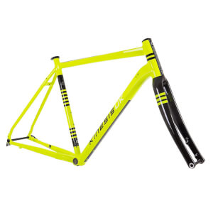 Kinesis Tripster AT Frameset - Seeon Yellow