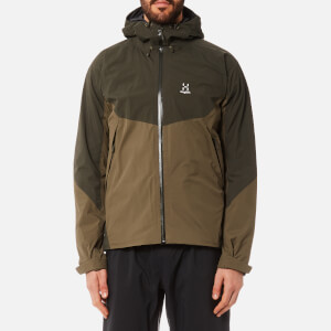 Haglöfs Men's Virgo GORE-TEX Jacket - Sage Green/Deep Woods