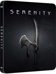Serenity – Flucht in neue Welten Zavvi UK Exklusives Limited Edition Steelbook