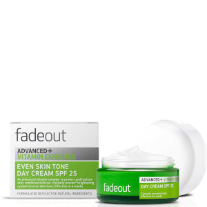 Дневной крем с SPF для выравнивания тона кожи Fade Out ADVANCED + Vitamin Enriched Even Skin Tone Day Cream SPF 25 50 мл