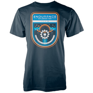 T-Shirt Homme Endurance Exploration Team - Bleu Marine
