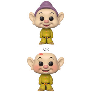 Snow White Dopey with Chase Pop! Vinyl Figure