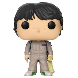 Figura Pop! Vinyl Mike Cazafantasmas - Stranger Things