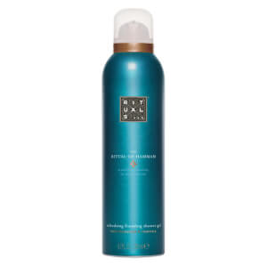 Gel de Duche em Espuma The Ritual of Hammam da Rituals 200 ml