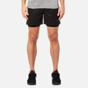 Superdry Sport Men's Sport Tech Double Layer Shorts - Black