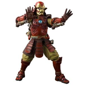Marvel Comics Meisho Manga Realization Samurai Iron Man Mark III 18cm Action Figure