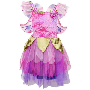 The Irish Fairy Door Company Fairy Dress Up Costume - Age 6-8