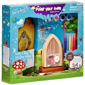The Irish Fairy Door Company Paint Your Own Door