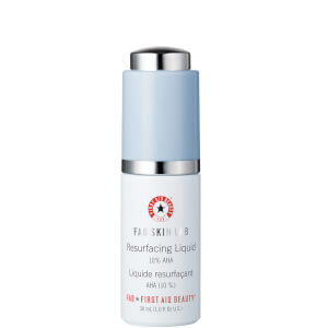 Liquide Resurfaçant Fab Skin Lab First Aid Beauty 30 ml (AHA 10 %)