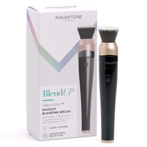 Magnitone London BlendUp! Vibra-Sonic Makeup Brush - Black