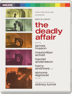 The Deadly Affair (Dual Format Limited Edition)