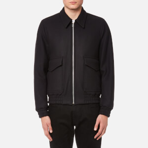 PS Paul Smith Men's Flight Jacket - Navy