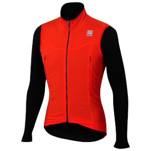 Sportful R&D Strato Top - Fire Red/Black
