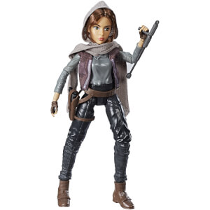 Figura Jyn Erso - Star Wars: Forces of Destiny
