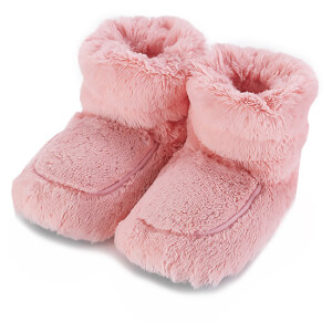 Warmies Cozy Boots - Pink - UK 3-7