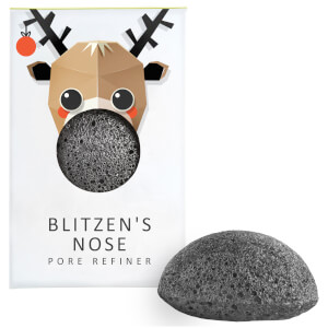 Konjac Blitzen Mini Pore Refiner with Bamboo Charcoal 12g