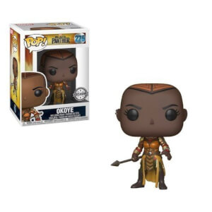 Black Panther Okoye EXC Funko Pop! Vinyl
