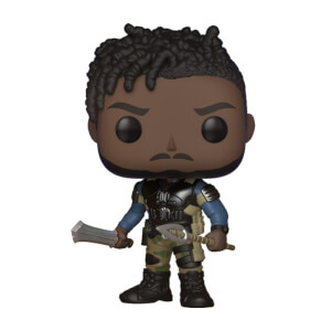 Black Panther Erik Killmonger Figura Pop! Vinyl