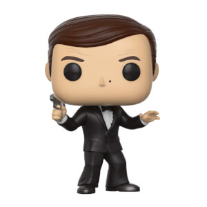 Figura Pop! Vinyl Roger Moore - James Bond