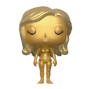 Figura Pop! Vinyl Jill Masterson Chica de Oro - James Bond