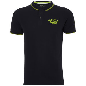 Crosshatch Men's Morristown Polo Shirt - Night Sky