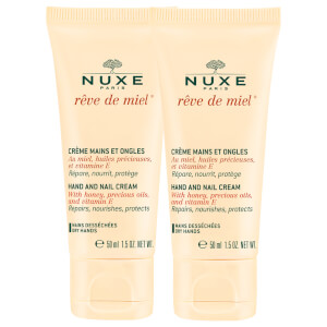 NUXE Rêve de Miel Hand Cream Duo 2 x 50ml