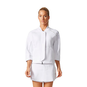 adidas Women's ZNE Transition Top - White