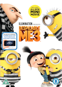 Despicable Me 3 (Includes Digital Download)