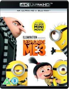 Despicable Me 3 - 4K Ultra HD (Includes Digital Download)