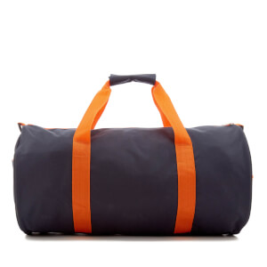 Tokyo Laundry Men's Gym Bag - Charcoal/Sunset Orange: Image 2