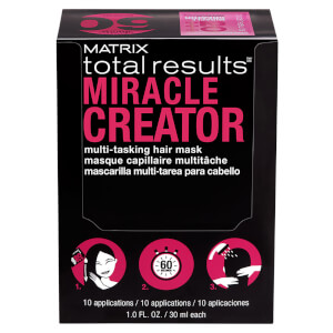 Matrix Total Results Miracle Creator Multi-Tasking Hair Mask 1 oz (Box of 10)