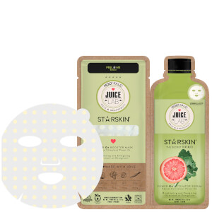 STARSKIN JuiceLab® Holy Kale Power C+ Booster Face Mask