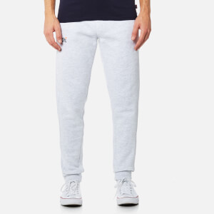 Superdry Men's Orange Label Slim Joggers - Ice Marl