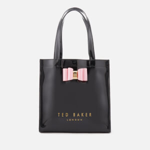Ted Baker Women's Jenacon Bow Detail Small Icon Bag - Black