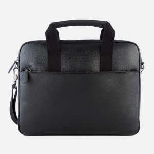 Ted Baker Men's Morcor Leather Document Bag - Black
