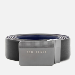 Ted Baker Men's Bulb Belt in a Box - Black