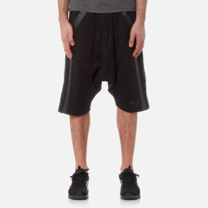 Y-3 Men's 3 Star Fit Shorts - Black