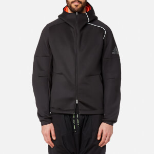 adidas by kolor Men's Zne Hoody - Ultra Black