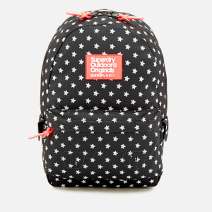 Superdry Women's Star Print Edition Montana Backpack - Navy