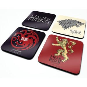 Dessous de Verre Game of Thrones