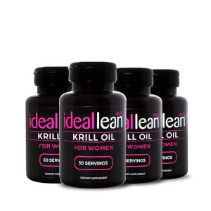 IdealLean Krill Oil - 120 Servings