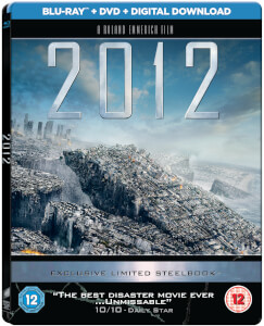 2012 - Zavvi Exclusive Limited Edition Steelbook (Includes DVD Version) (Limited to 500 Copies)