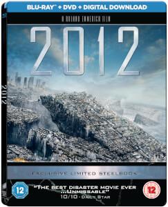 2012 - Steelbook Exclusif Édition Limitée pour Zavvi